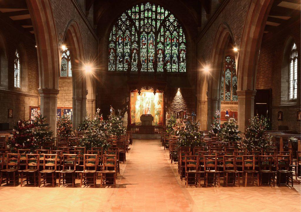 Ilkley Christmas Tree Festival