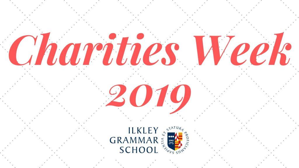 Charities Week 2019