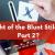 Night of the Blunt Stiletto Part 2?