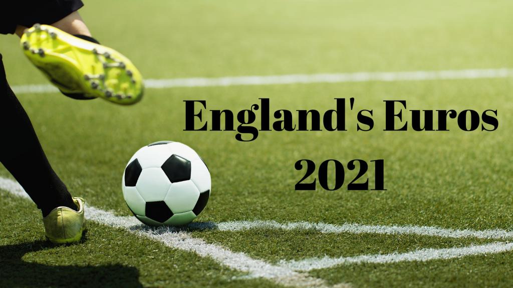 England's Euros 2021
