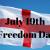 Freedom Day?!